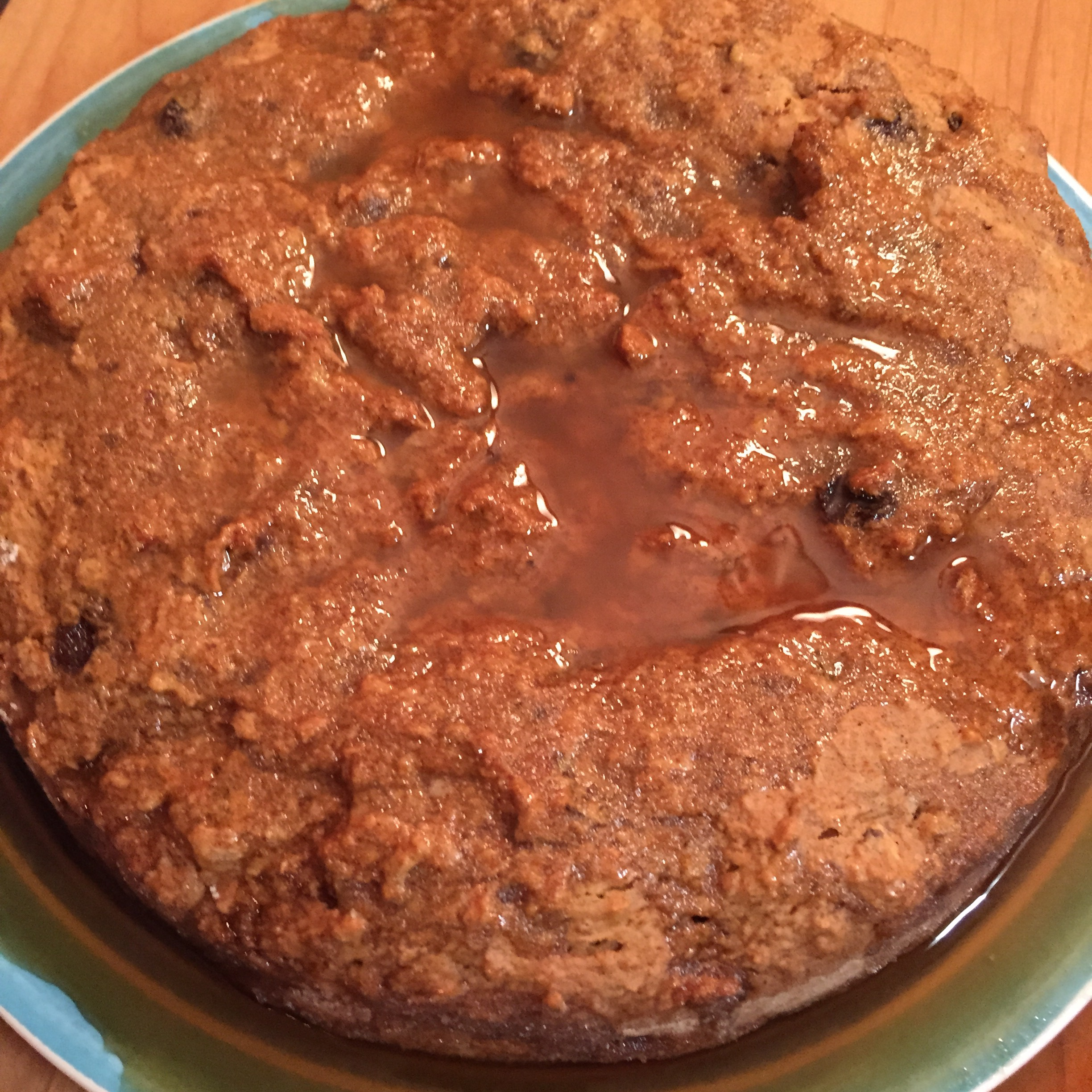 Applesauce cake all around in the nick of thyme for What to make with leftover applesauce